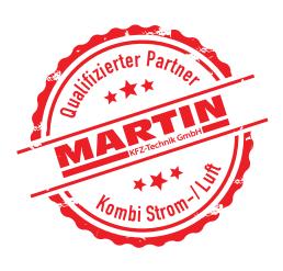 MARTIN KFZ-Technik Stempel für Kombi Strom-/Luft