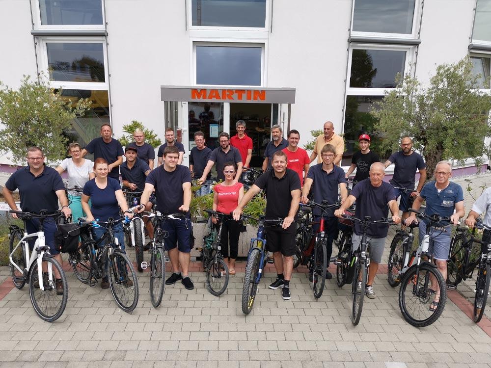 """""""JobRad"""" macht aus Fahrrädern und E-Bikes Diensträder"""
